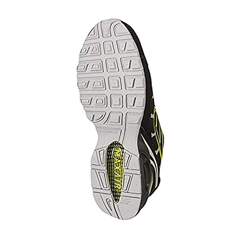 Nike Air Max Torch 4 Men's Running Shoe Black/Volt-atmosphere Grey, Size 10 US