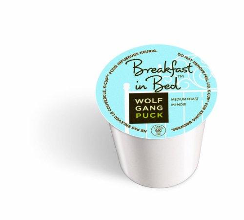 Wolfgang Puck Coffee, Breakfast in Bed (Medium Roast), 24-Count K-Cups for Keurig Brewers (Pack of 2) (Wolfgang Breakfast compare prices)