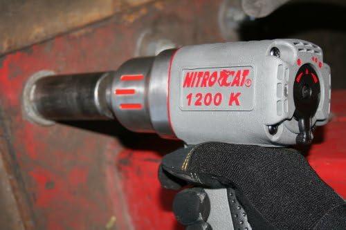Abordable Nitrocat 1200-k 1/5,1cm en Kevlar Composite Clé à chocs Air avec double Mécanisme d'embrayage  pFmLT