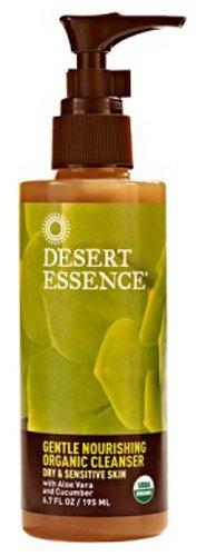 Desert Essence Gentle Nourishing Organic Cleanser, 6.7 Fluid Ounce