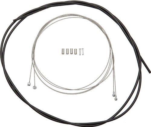 Shimano Universal Standard Brake Cable Set, For MTB or Road Bikes Brake Lever Adjusting Barrel