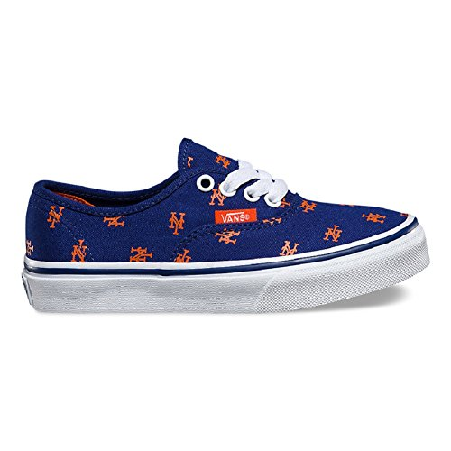Print Vans Royal Authentic Mets Blue FvqqSOwnx