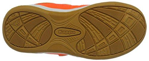 bambini Per 4411 black Unisex Sport Arancione Kickoff Indoor orange Kappa Scape qFxPOSY