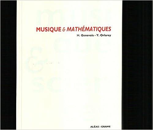 Livres gratuits en ligne Musique & mathématiques pdf ebook