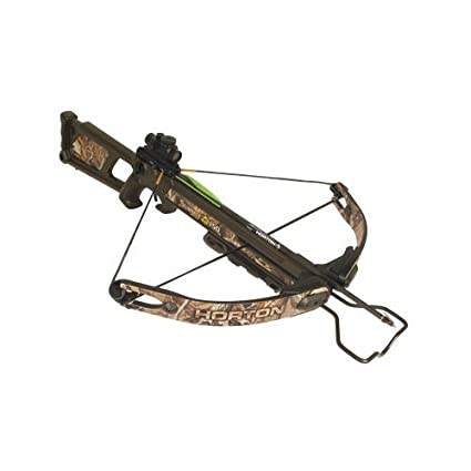 Amazon com : Horton Summit HD 150 Red Dot Crossbow Package