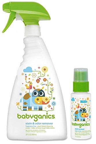 babyganics stain remover - 6