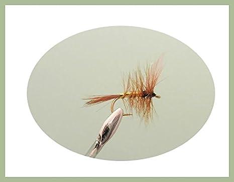 Troutflies UK Dry Flies Disfraz de Whickhams seco Trucha Moscas ...