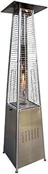 Garden Radiance Pyramid Outdoor Propane Patio Heater