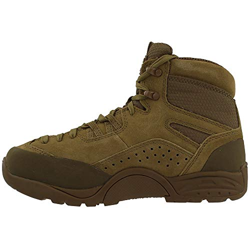 Tactical Hot Coyote C6 Research Weather Boot Assault Belleville QRF Delta 6