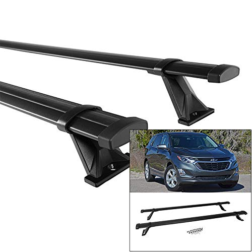 Roof Rack Cross Bars For Chevy Equinox 18-19+ Left Right Front Rear Removable General