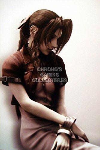 Final Fantasy CGC Huge Poster VII Advent Children Aerith Gainsborough PS1 PSP - FVII019 (16