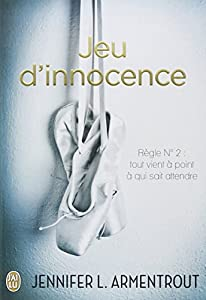 vignette de 'Jeu d'innocence (Jennifer L. Armentrout)'