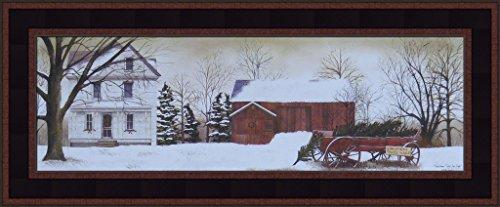Christmas Trees For Sale by Billy Jacobs Farm Barn Wagon Fol
