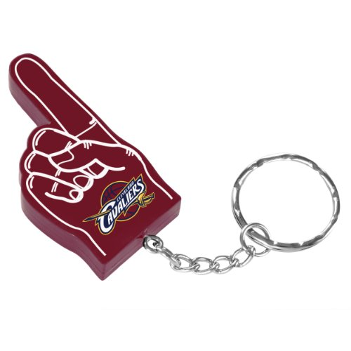 Cleveland Cavaliers #1 Finger Keychain
