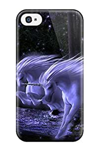 High-quality Durable Protection Case For Iphone 6 plus 5.5(unicorn Horse Magical Animal )