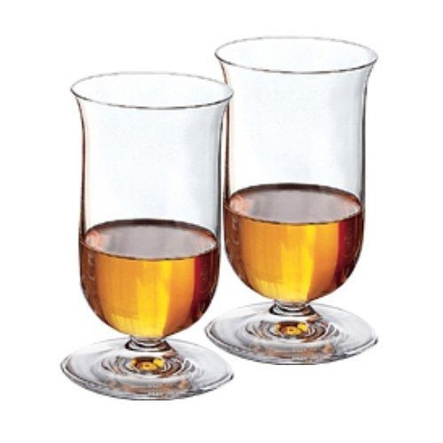 Riedel Vinum Leaded Crystal Single Malt Whiskey Glass, Set of 4 (Best Single Malt Under 100)