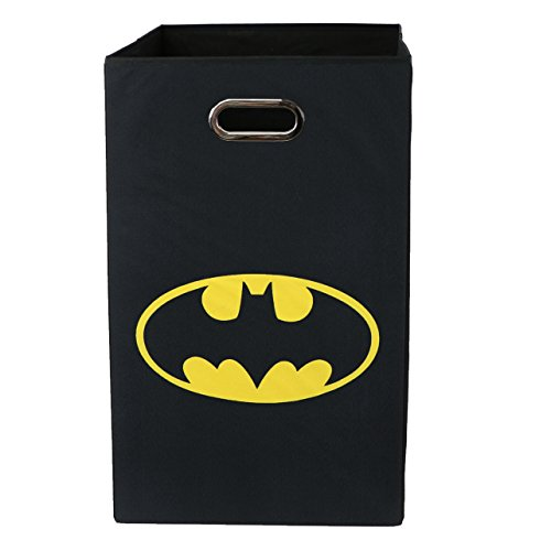 Batman-Logo-Folding-Laundry-Basket