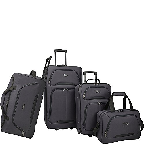us-traveler-vineyard-4-piece-softside-luggage-set-charcoal