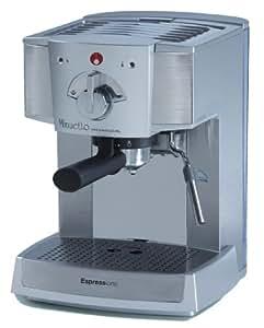 Espressione-DeLonghi of Italy Café Minuetto Professional Thermoblock Espresso Machine, Silver