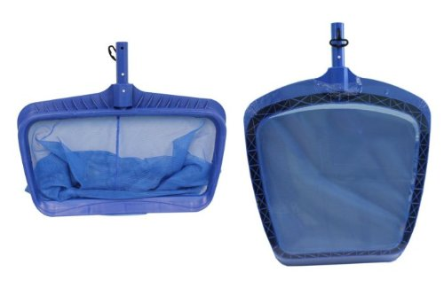 Hydrotools Professional Heavy Duty Deep Bag Leaf Rake and Pool Skimmer Mesh Net