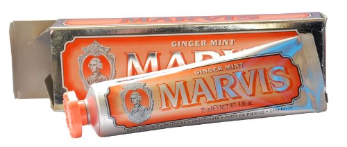 Марвис Ginger Mint Зубная паста 75мл