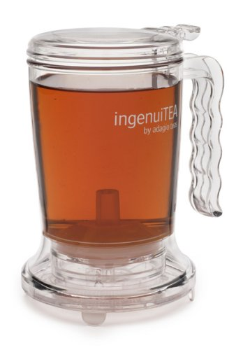 Adagio Teas 16 oz. ingenuiTEA Bottom-Dispensing Teapot
