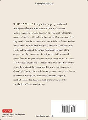 Samurai-An-Illustrated-History