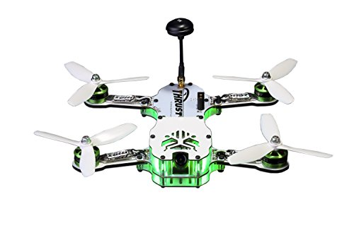 Thrust UAV 1003 Riot 250R Pro Edition FPV Racing Drone