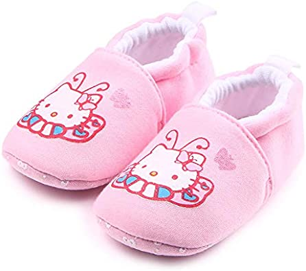 Lovely Baby Hello Kitty Newborn Shoes