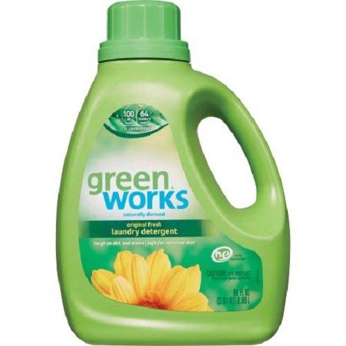 Green Laundry Detergent Original Ounces product image