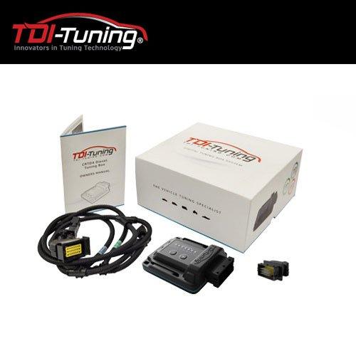 TDI Tuning CRTD4 Petrol Tuning Box ガソリン車用 ニッサン ジューク 1.6 ニスモ 214PS B01N9YA5S5