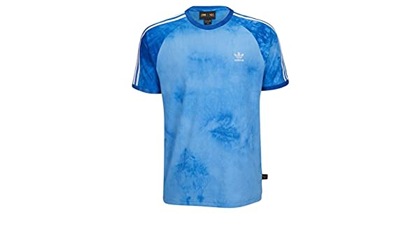 adidas Mens Pharrell Williams hu Holi Tee - Blue CW9099 at Amazon Mens Clothing store: