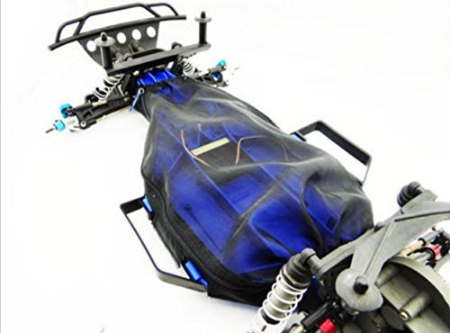 - For 1/10 RC Car Slash 2wd LCG Chassis Dirt Guard Cover