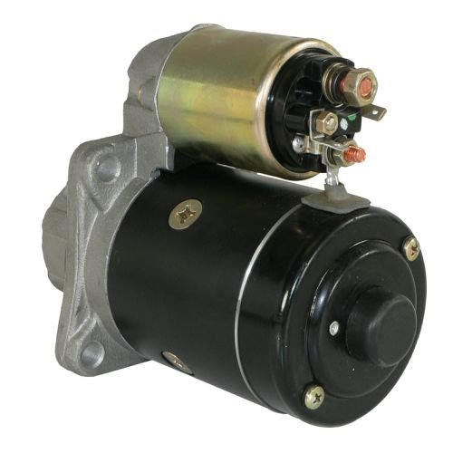 DB Electrical SBO0111 New Starter For Bobcat Clark Loader 722 732 16595,Skid Steer 632, Mercury Auto & Truck, Capri 6514006 6514398 6665502 6670269 110336 110870 111269 16405 16595 30655 B0001108158 by DB Electrical (Image #2)