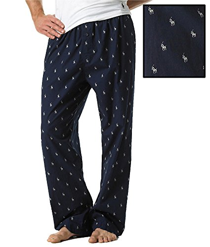 Polo Ralph Lauren Polo Play Print Pant (R972) L/Navy
