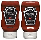 2 Pack: Heinz Balsamic Vinegar Tomato Ketchup 14 Oz by Heinz