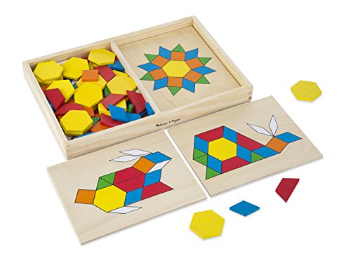 melissa-doug-pattern-blocks-and-boards-classic-toy-with-120-solid-wood-shapes-and-5-double-sided-pan