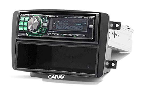 2003-2006 with pocket 2002-2006; G-Klasse W639 W463 1998-2006; Viano W203 W639 CARAV 11-010 1-DIN Marco de pl/ástico para radio para MERCEDES BENZ C-Klasse 2000-2004; CLK-Klasse 2003-2006; Vito W209