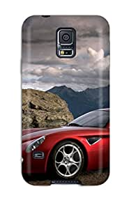 Cute Tpu Alfa Romeo 8c 7 Case Cover For Galaxy S5