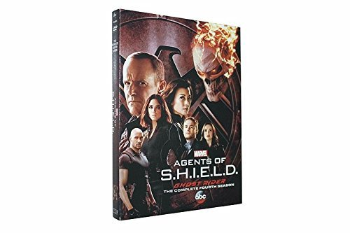 Marvel's Agents Of S.H.I.E.L.D. Season 4 (5 DVD - Shield S