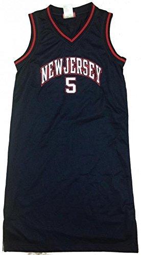 premium selection b97a0 d6fda NEW! New Jersey Nets Throwback Jersey Dress - Jason Kidd #5 ...