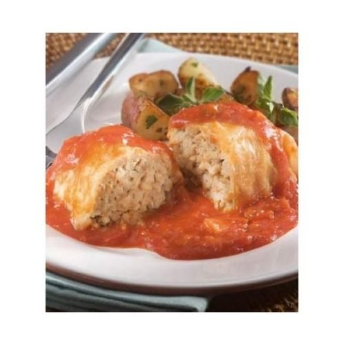 Stuffed Leaves Cabbage (Campbell's Entree Home-style Kitchen Stuffed Cabbage Roll, 5.5 Pound - 4 per case.)