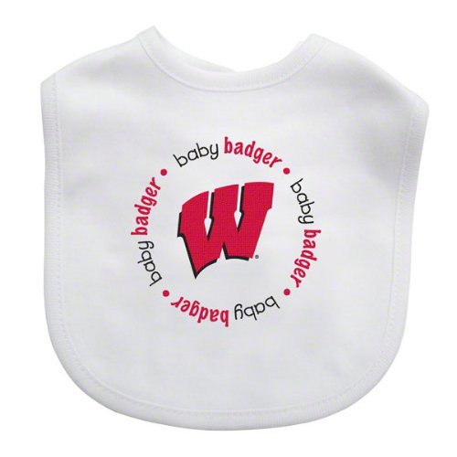 Baby Fanatic Bib, University of Wisconsin by Baby - Shopping Wisconsin Malls