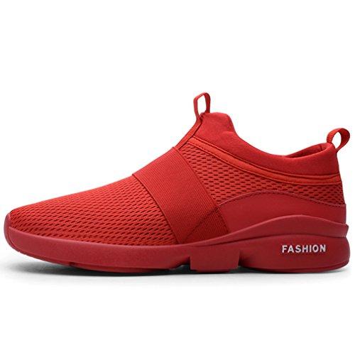 Maille Les Chaussures Sport Solshine De Sur Baskets Hommes Glisser L wgFpOq