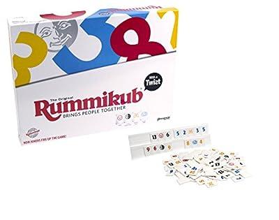 Rummikub Twist Game by Pressman Imports