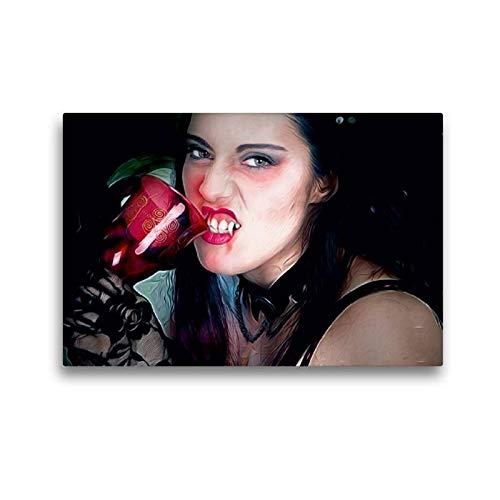 Vampire légende, 45x30 cm