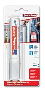 Edding 4-8150-1-4 - Marcador de protección anticongelación para juntas de goma (4 a 12 mm)