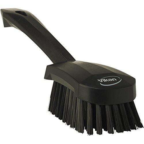 Short Handle Brush, 10″L, Stiff