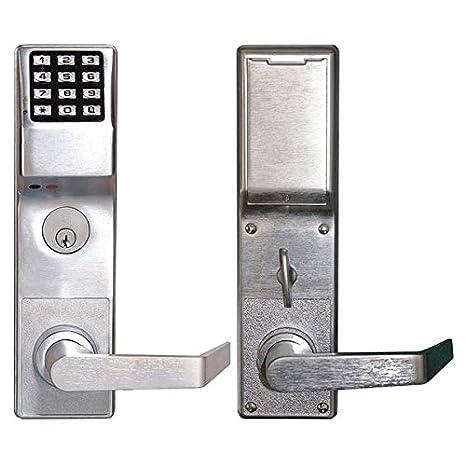 Amazon.com: Alarma Lock dl4500dbl Trilogy Teclado Digital de ...