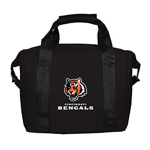 NFL Cincinnati Bengals Soft Sided 12-Pack Kooler Bag